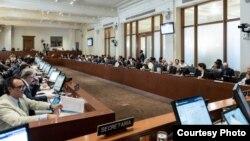 OEA analiza situación en Nicaragua.