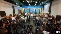 Oposición venezolana. Archivo