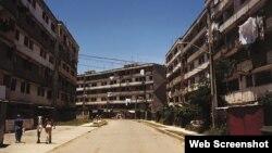 Alamar, La Habana, Cuba.