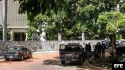 Servicio secreto venezolano registra la casa de Ledezma