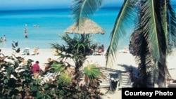 Playa holguinera donde empezó la tragedia para la familia Dumbleton.