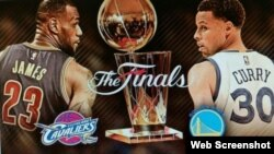 La Gran Final de la NBA: LeBron vs Curry