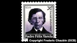 Felix Varela Stamp