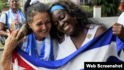 Sonia Garro consigue permiso para viajar