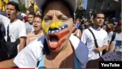"""El video de la canción """"Mi amor puede más"""", resume impactantes imágenes de la lucha en las calles por la Libertad en Venezuela"""