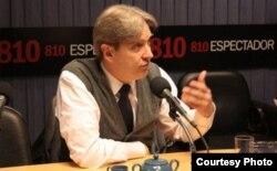 Senador uruguayo Ope Pasquet.