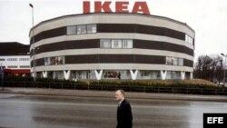 Primera tienda de IKEA en Suiza