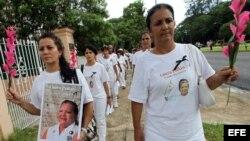 Marcha de las Damas de Blanco (Archivo)