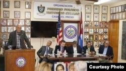 Cortesía de Presidio Político Histórico Cubano .