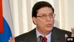 Canciller cubano, Bruno Rodríguez