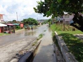 Calles Guanabo/ foto Judith Muñiz Peraza