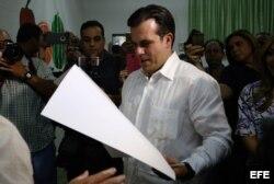 El gobernador puertorriqueño, Ricardo Rosselló, asegura que estadidad pondrá fin al colonialismo.
