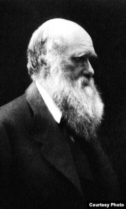 Charles Darwin (1809-1882).