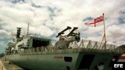 Armada de Gran Bretaña.