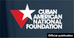 Logo de Fundación Nacional Cubano Americana.
