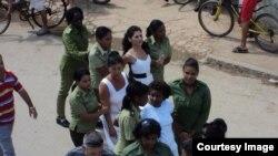 Represión en Matanzas