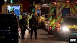 Atentado terrorista en el Puente de Londres