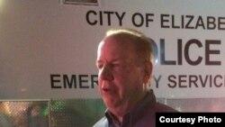 Chris Bollwage, alcalde de Elizabeth, New Jersey