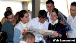 Denuncian relaciones amorosas entre estudiantes y maestros en internados cubanos