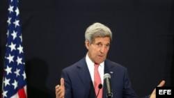 John Kerry en Egipto