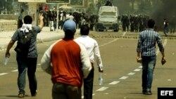Crecen tensiones en Egipto tras actos de enfrentamientos en todo el país