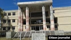Reporta Cuba. Tribunal de Bayamo. Foto: Yoandrys Gutiérrez.