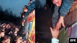"""FOTOGALERIA """"Aniversario de la caída del muro de Berlín"""""""
