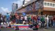 Fotos en la redes sociales: saqueos a mercados