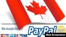 PayPal Canadá está sujeta a las reglas sobre sanciones de EEUU.