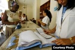 """Venta de medicamentos regulados en Farmacias por """"el tarjetón"""""""
