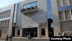 Museo Nacional de Bellas Artes de Cuba, de donde fueron sustraídas valiosas pinturas.