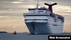 El crucero partirá desde Tampa a partir de junio próximo.