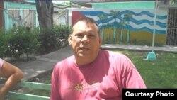 Déxter Pérez activista UNPACU detenido en Holguín