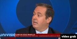 El profesor cubanoamericano de Harvard Carlos E. Díaz-Rosillo asesorará al presidente Donald Trum en asuntos de autoridad ejecutiva.