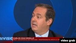 El profesor cubanoamericano de Harvard Carlos E. Díaz-Rosillo asesorará al presidente Donald Trump en asuntos de autoridad ejecutiva.