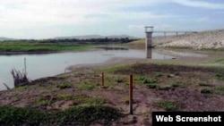 Cuba sufre una intensa sequía.