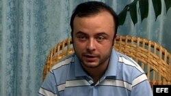 Ángel Carromero dijo en una entrevista con el Washington Post que la versión oficial de Cuba sobre la muerte de Payá es falsa.