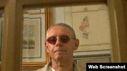 Poeta cubano Jose Kozer
