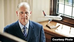 Richard Anderson, CEO de Delta. Archivo.