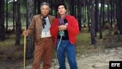 Radio Martí dedicó varios programas a divulgar el El escritor cubano Reinaldo Arenas y el pintor cubano Jorge Camacho, durante la convocatoria al Plebiscito a Fidel Castro propuesto por el fallecido escritor en en 1988.