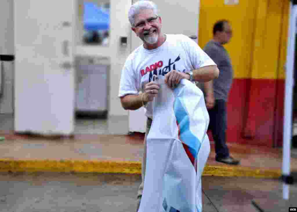 El productor Pablo Fuente Viñoly.