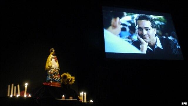 Fotografía de la película 'Fresa y Chocolate' del cineasta cubano Tomás Gutiérrez Alea, basada en el relato de Senel Paz.