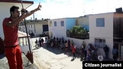 Asi hace periodismo ciudadano en Matanzas Wilfredo Márquez