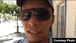 Juannier Rodríguez Matos, reportero de Palenque Visión