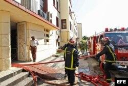 No es el primer incendio que ocurre en el centro de Oncología y Radiobiología en La Habana.