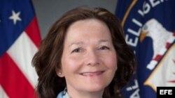 Gina Haspel, nueva directora de la Agencia Central de Inteligencia (CIA).