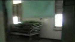 Nuevas imágenes descubren el interior del hospital Calixto García