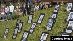 Ucrania recuerda la catástrofe de Chernobil en el 29 aniversario.