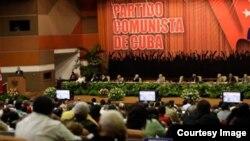 Congreso del Partido Comunista de Cuba.