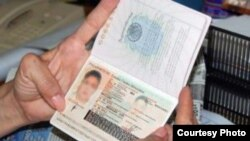 Chequeo de pasaportes